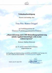 CMD Physio Dziggel